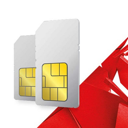 Vodafone offers SIM value