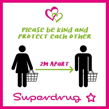 Stay Safe with Superdrug