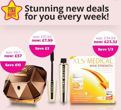 Great news deals at Superdrug
