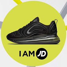 Triple black is back at JD