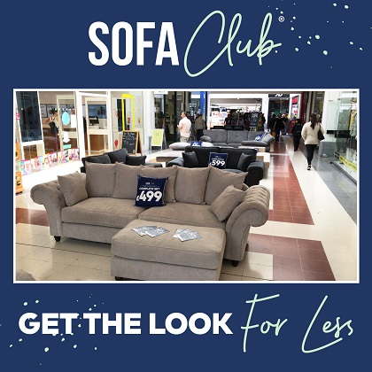 Sofa Club are Back and the sale is ON