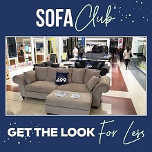 Sofa Club are Back and the sale is ON!